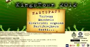 festival kingstown goc